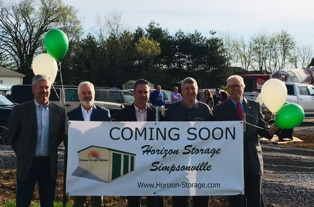 Simpsonville Groundbreaking 04102019